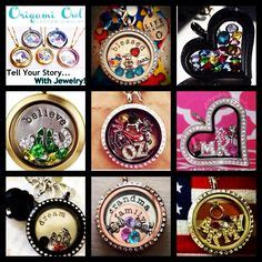 origami owl lockets on origami owl living