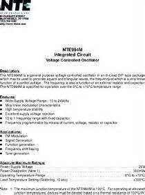 ntem datasheet ntem integrated circuit voltage