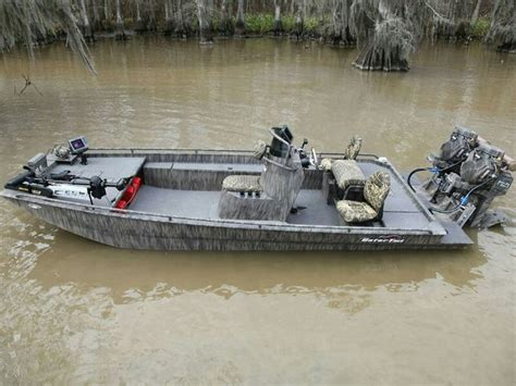 duck hunting and fishing boats gator tail boats pontoon and shallow water boats