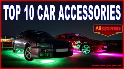 Top 10 Accessories by Top 10 Car Accessories With Aliexpress