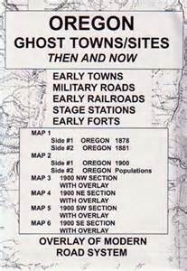 oregon ghost towns and mining beautiful scenery photography