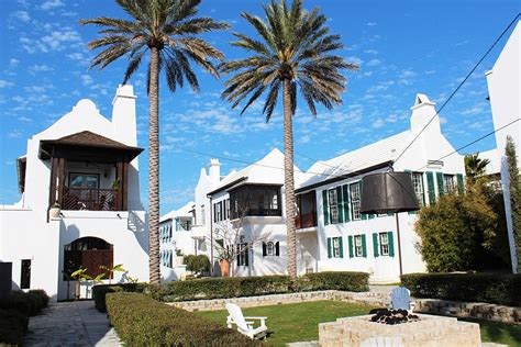 The Architecture of Alys Beach, Florida   30A