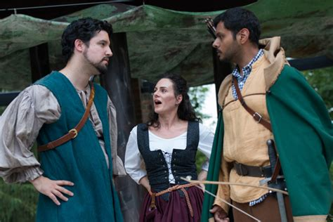 curtain players photo coverage first look at curtain players robin hood