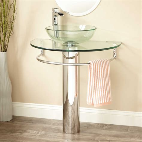 pedestal towel bar modern pedestal with towel bar homesfeed