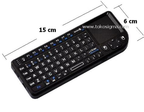 Jual Wireless Keyboard With Touchpad ultra mini keyboard wireless rt umk 100 rf wireless 2