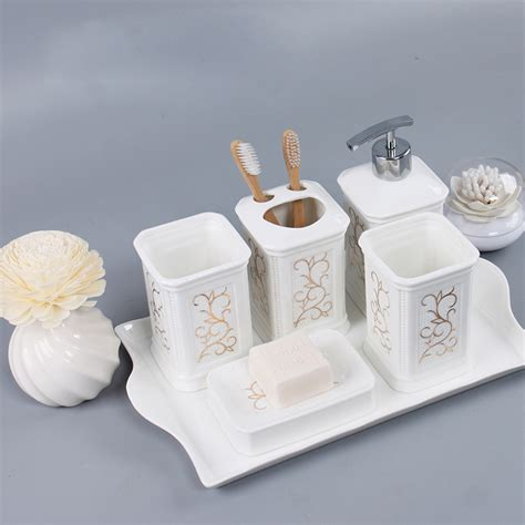 porcelain bathroom accessories luxury porcelain bathroom accessories set 28 images