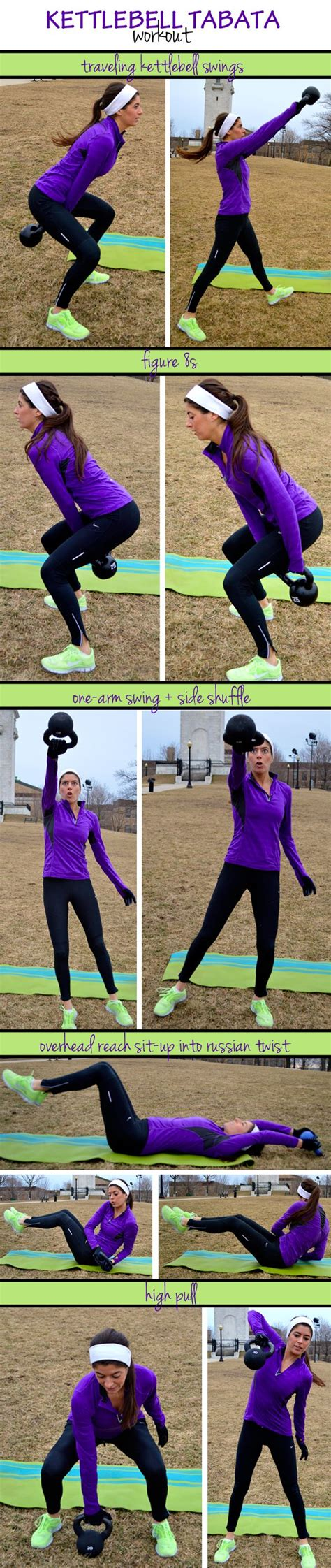 tabata kettlebell swings pumps and iron kettleball tabata workout our skinny mom