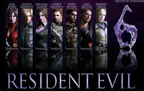 Resident Evi by Free Resident Evil 6 Index Of