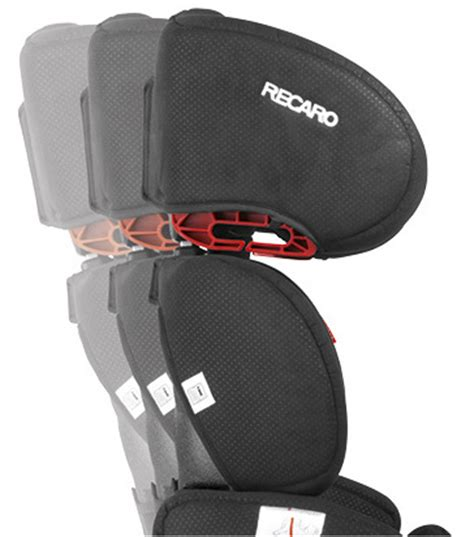 Siege Auto Dossier Inclinable by Recaro Si 232 Ge Auto Groupe 2 3 Noir Fr
