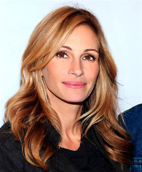 julia roberts red hair with highlights 1000 ideas about auburn blonde hair on pinterest