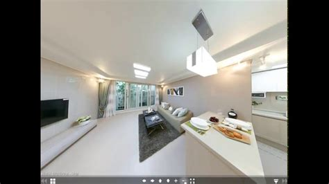 home decorating virtual design 360 vr virtual reality living room model house youtube