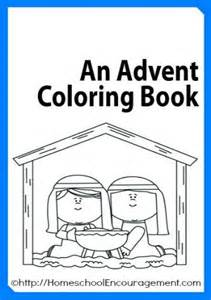 And the big kids who love coloring i found this advent coloring book