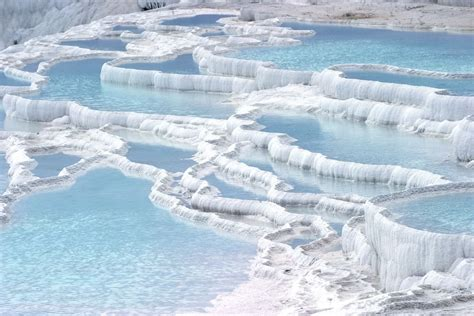 life around us pamukkale turkey amazing places