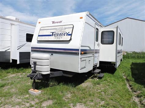 fleetwood terry travel trailer floor plans 1997 fleetwood terry travel trailer floor plan