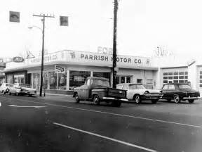 Ford Dealers Nc Parrish Motor Co Ford Benson Nc 1966 Bill Cook Flickr