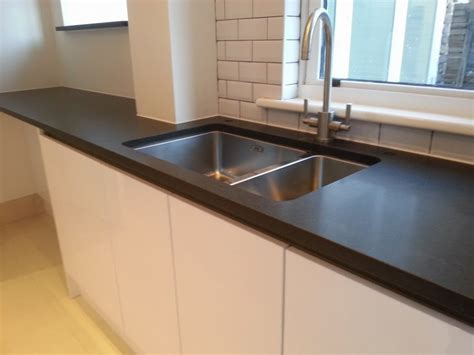 Honed black granite countertops interior designs