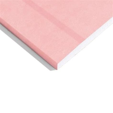 Tapered Edge Plasterboard Ceiling by Firecheck Square Edge Plasterboard 1800x900x12 5mm