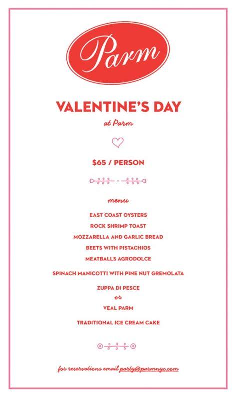 valentines email valentines day dinner in nolita where to go nolita