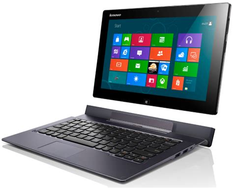 Tablet Hybrid Lenovo lenovo shows windows 8 gear tablets rt convertible