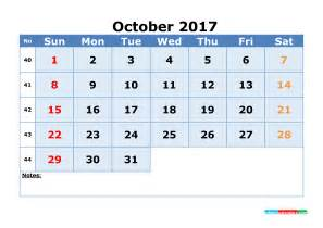 Calendar Template Australia by October 2017 Calendar Australia Printable Template With