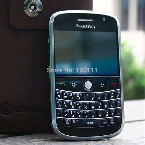 Blackberry Free Original buy wholesale bold 9000 3g mobile phone from china