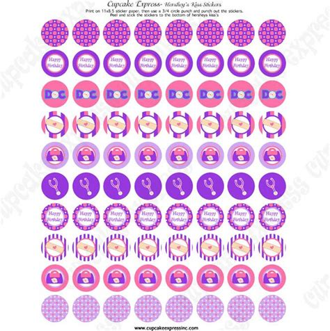 free hershey kisses labels template doc mcstuffins inspired printable hershey s labels