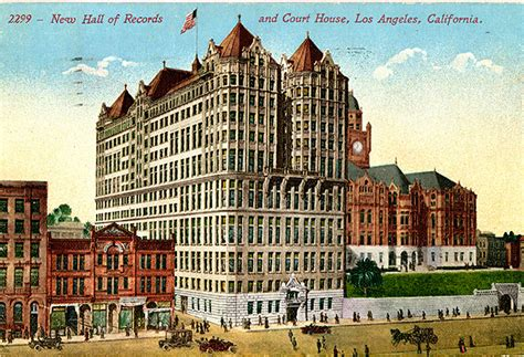 Los Angeles County Clerk Of Court Records Noirish Los Angeles Page 1403 Skyscraperpage Forum