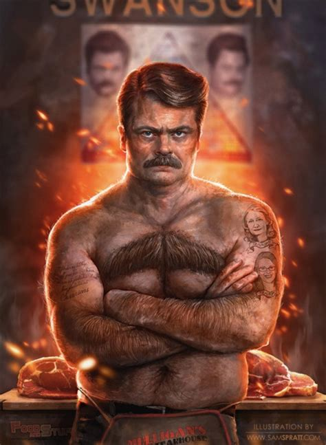 nick offerman knitting 41 best funny note sometimes nsfw images on pinterest