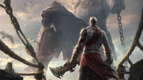 gods of war god of war 4 release date trailer gameplay plot