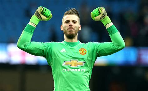 Di Gea by Manchester United Transfer News David De Gea Wil Now Stay