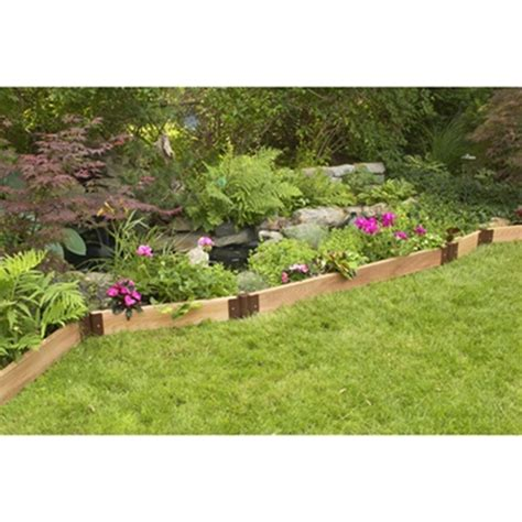 wooden garden edging ideas wood edging best images collections hd for gadget