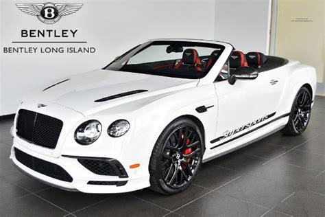 Bentley Continental Supersport Convertible 2018 bentley continental supersports convertible rolls