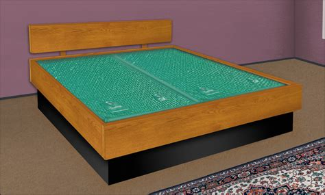 water bed frame hardside frames waterbeds westwaterbeds west