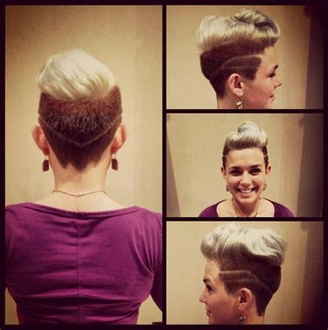 swept back hairstyles for women swept back quiff hairstyle for women hairstyles weekly