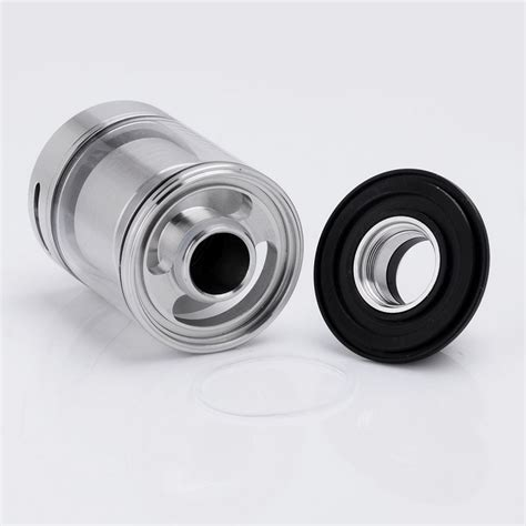 Rta Troll Authentic authentic wotofo the troll rta silver 5ml 24mm rebuildable atomizer