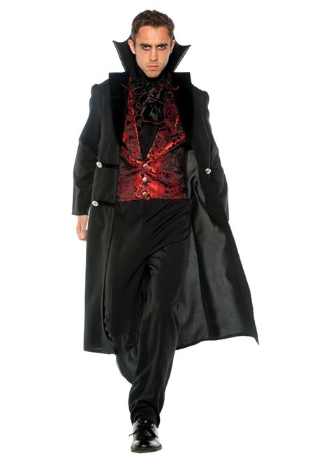 Zombie Party Decorations Mens Gothic Vampire Costume Scary Costumes