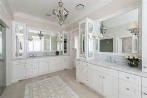 Small Bathroom Wall Sconces Hamptons Style Ensuite Inspired Space The Builder S Wife