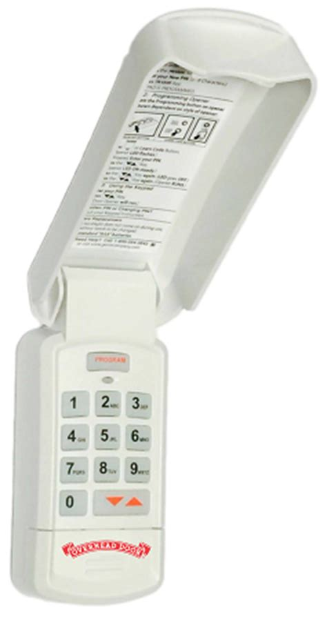 Overhead Garage Door Keypad Overhead Door Okp Wireless Keypad Intellicode Code Dodger Units