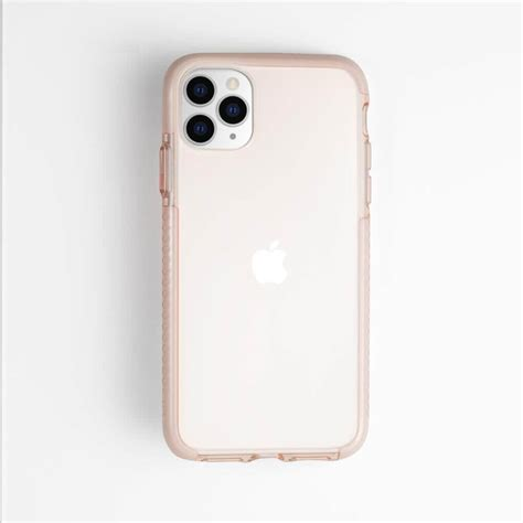 bodyguardz funda case ace pro   iphone  pro max rosa