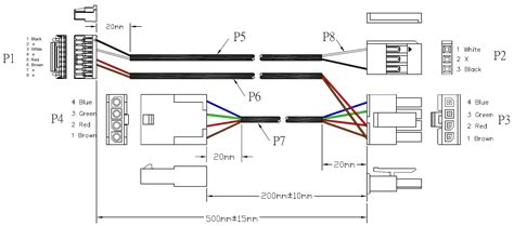 can wiring pinout diagram can 3 pin connector