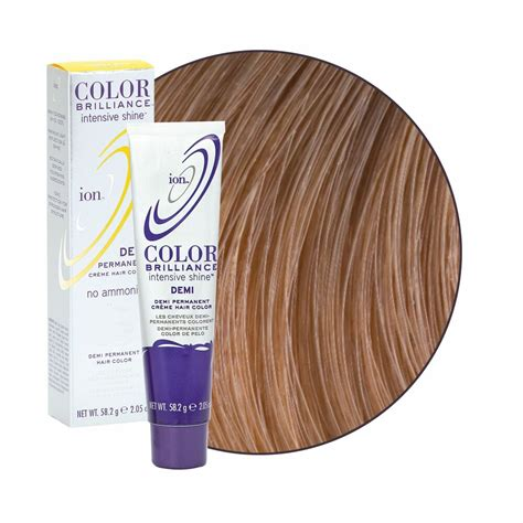 demi permanent hair color ion color brilliance intensive shine demi permanent creme