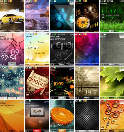 themes java nth new nokia s40 themes pack for 240x320 nth free download