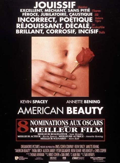 filme stream seiten american beauty american beauty critique bande annonce affiche dvd