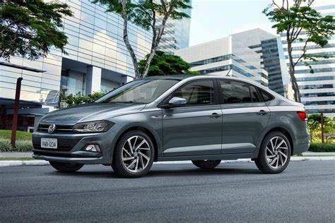 new volkswagen sedan 2018 volkswagen virtus the new vw polo sedan makes its
