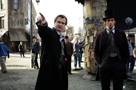 christopher nolan seeks to take moviegoers back to 1940 s christopher nolan on the first x men movie quot that s my idea
