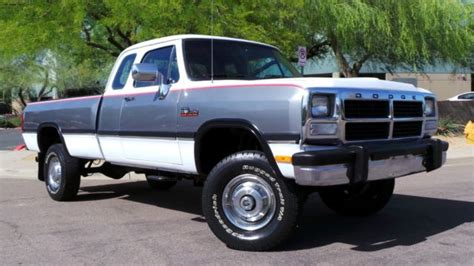 how petrol cars work 1993 dodge ram wagon b350 seat position control 1993 dodge ram 250 cummins turbo diesel club cab 4x4 le option group rare cd for sale