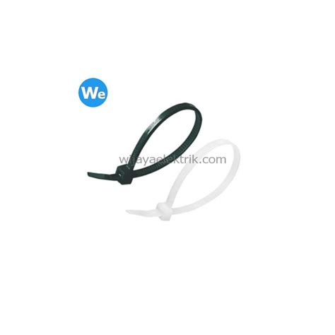 Cable Ties Kabel Tis Pengikat Putih 150 Mm X 36 Mm kabel ties kss 3 6 x 150mm