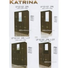 Harga Lemari Pakaian Merk Olympic klikfurniture lemari pakaian 2 pintu klikfurniture