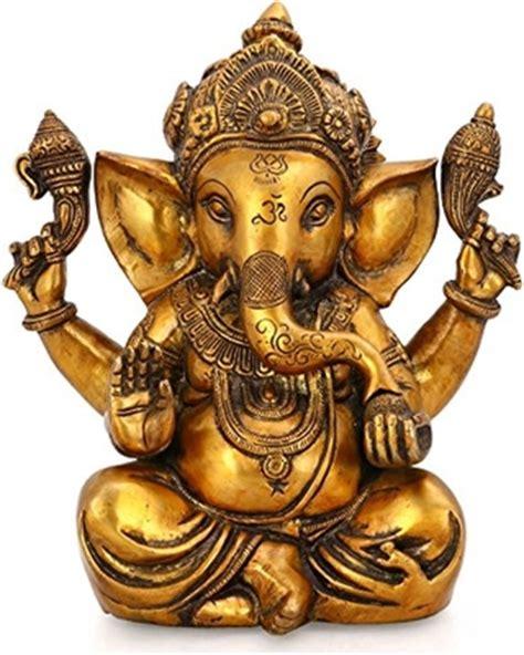 Bhg Kitchen And Bath Ideas Amazing Deal Large Ganesh Idol Figurine Elephant God