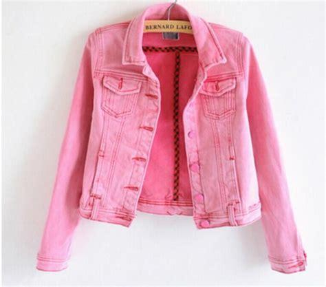 colored jean jackets colored jean jackets outdoor jacket